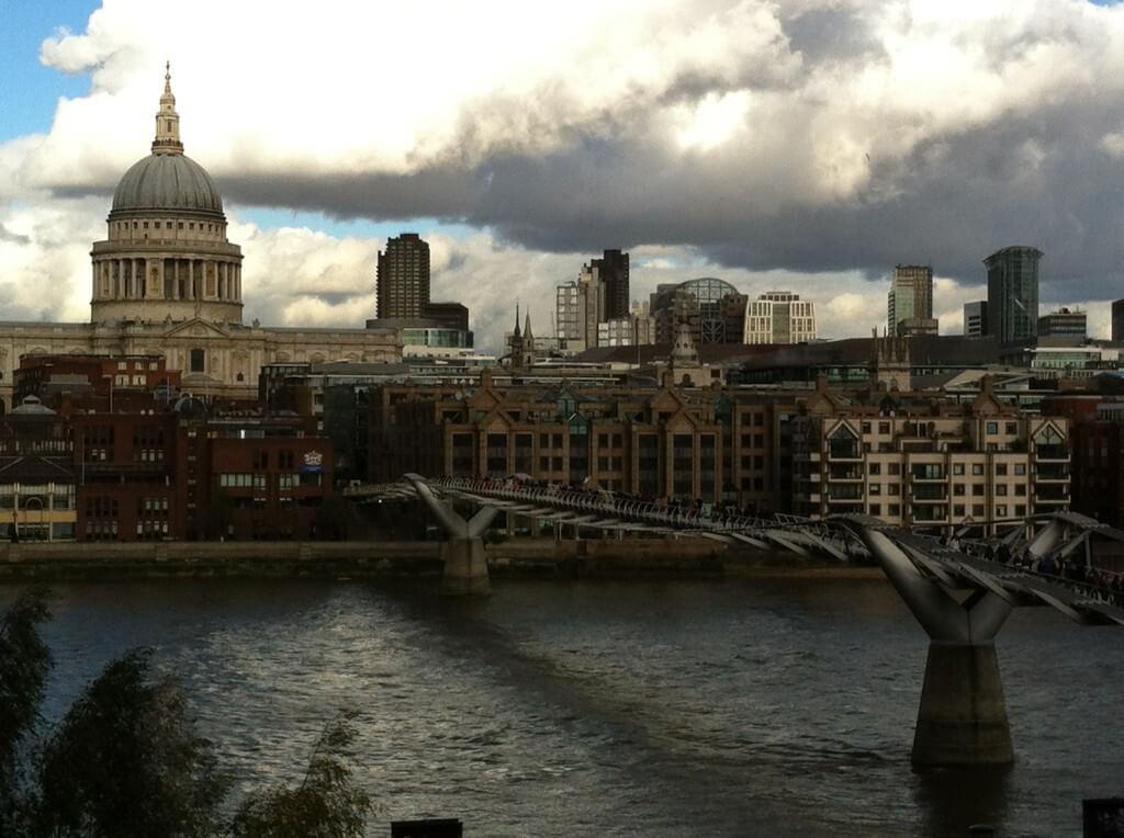 London – yeah baby!