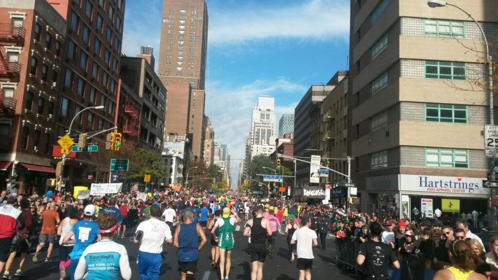 Nur laufen muss man den Marathon noch selbst