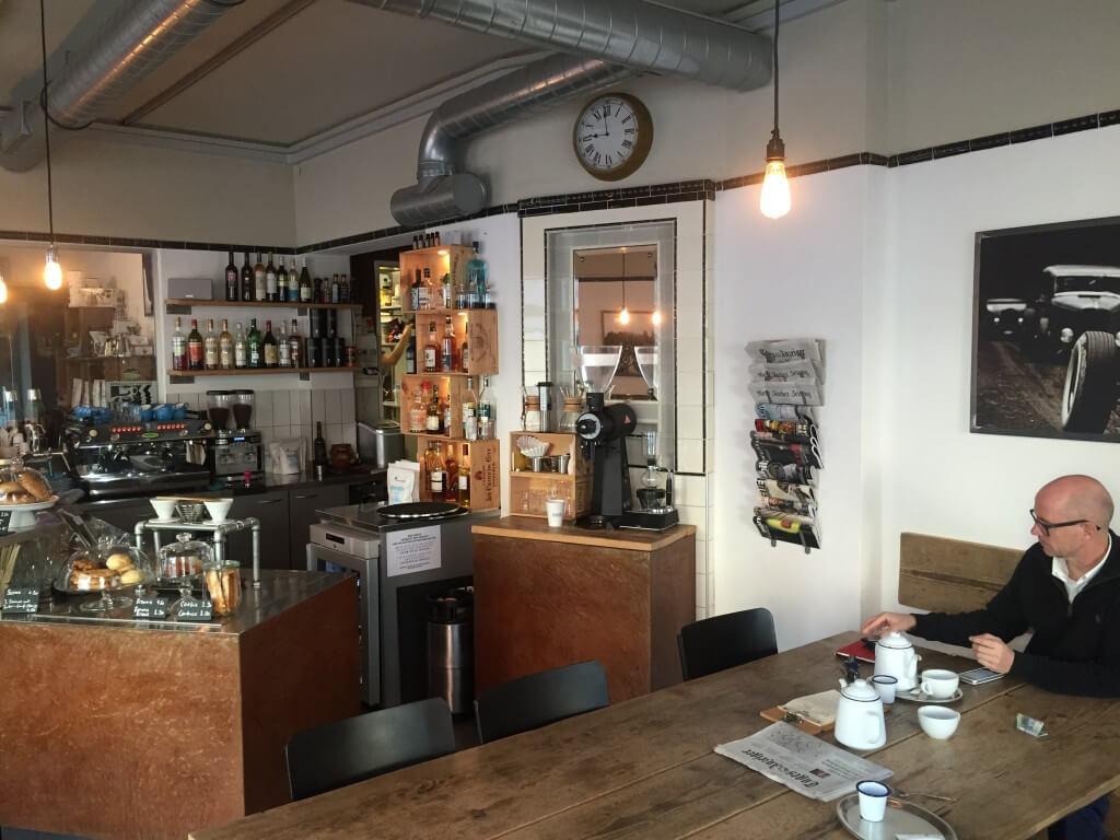 Benzin & Koffein – what else?