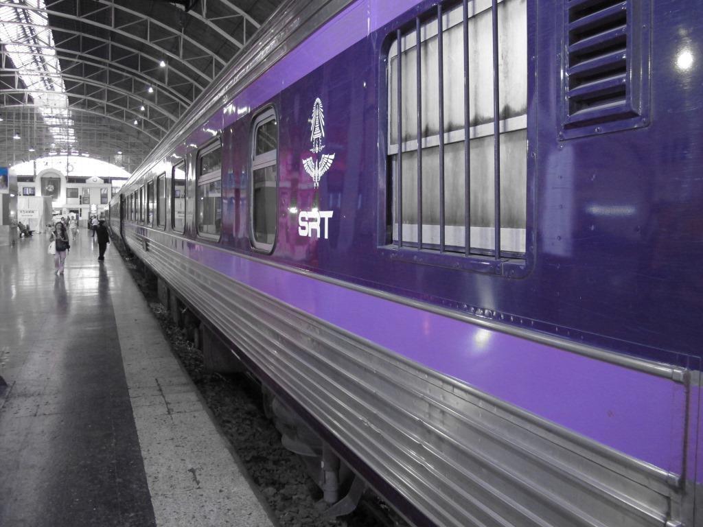 Zugreisen: In 52 Stunden einmal quer durch Thailand