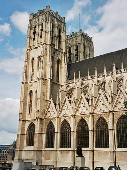 Kathedrale Brüssel