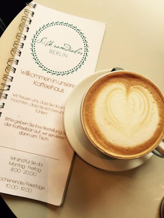Liebevoll zubereitete Kaffeespezialitäten