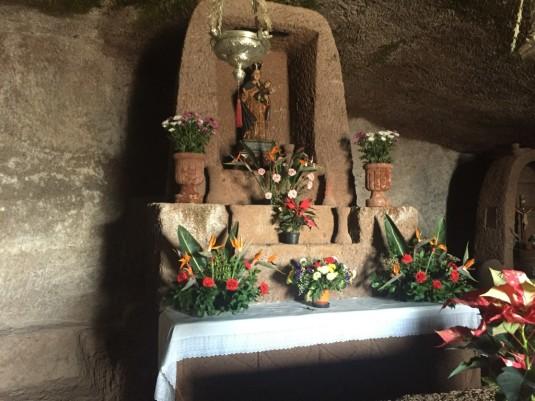 Kapelle Virgen de la Cuevita