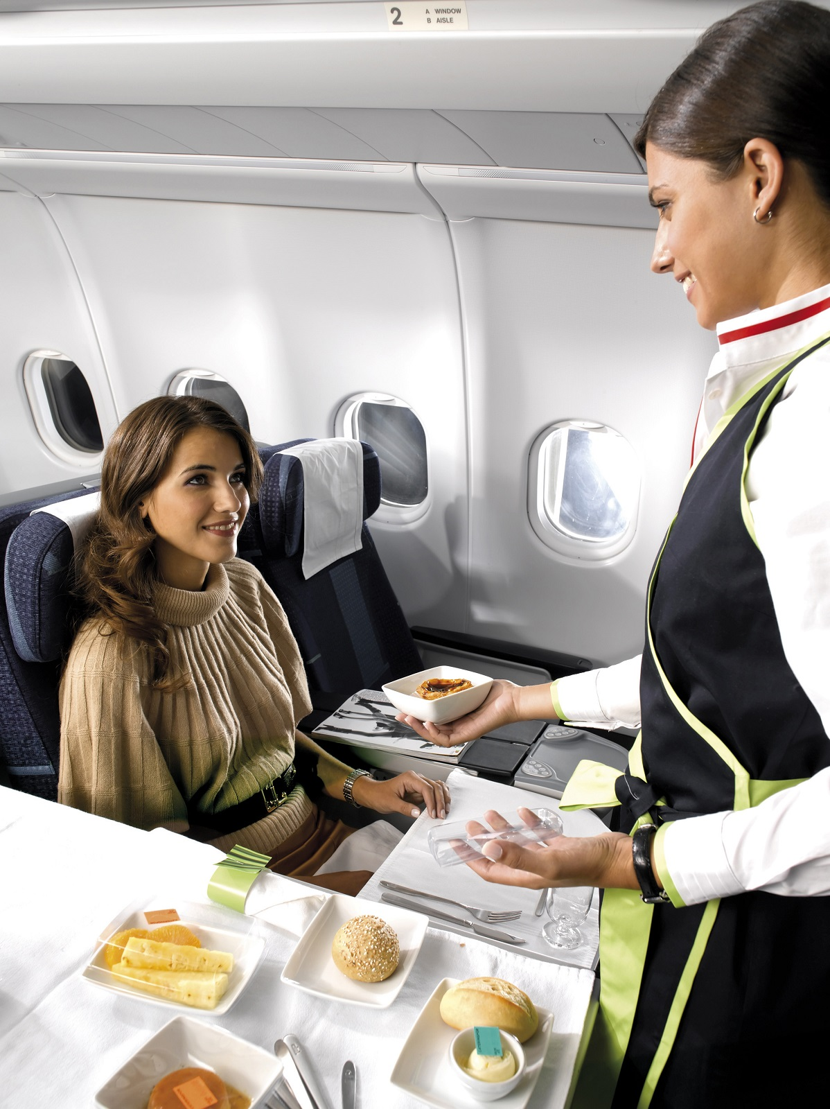 Service Mahlzeiten Upgrade Business Class Plusgrade