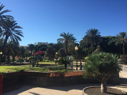 Stadtpark Las Palmas