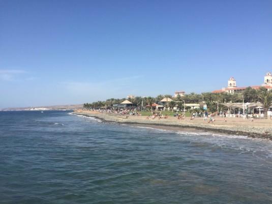 Strandpromenade Maspalomas