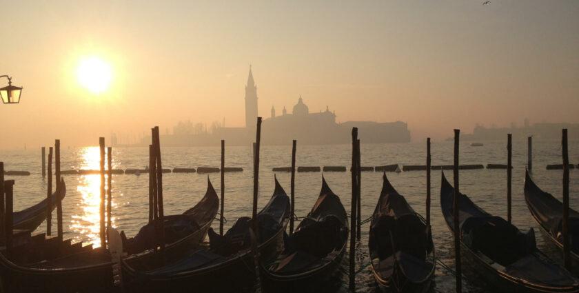 Venedig, wenn es am schönsten ist