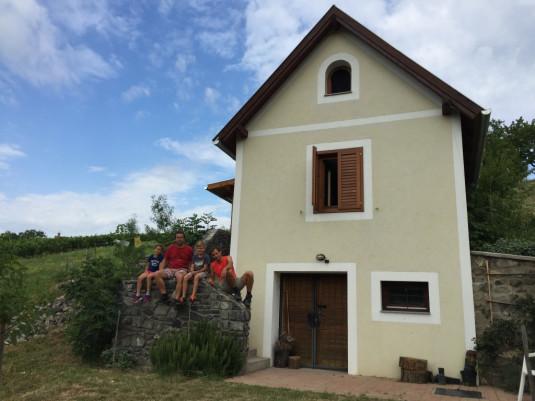 Haus im Weinberg
