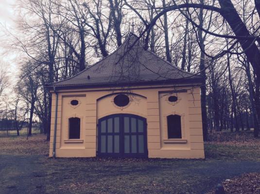 Haus mit Banja