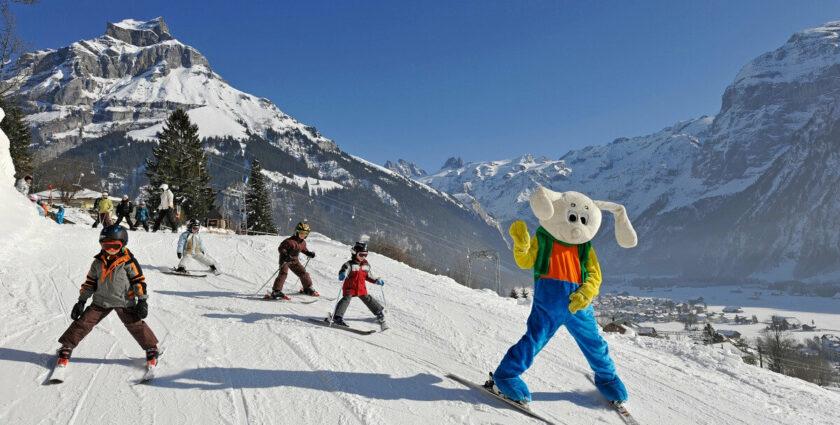 Wie ist es eigentlich, in einem Skigebiet zu wohnen?