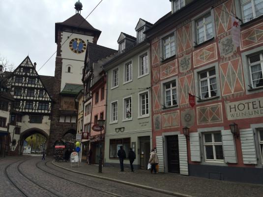 altstadt Freiburg Breisgau Altstadt