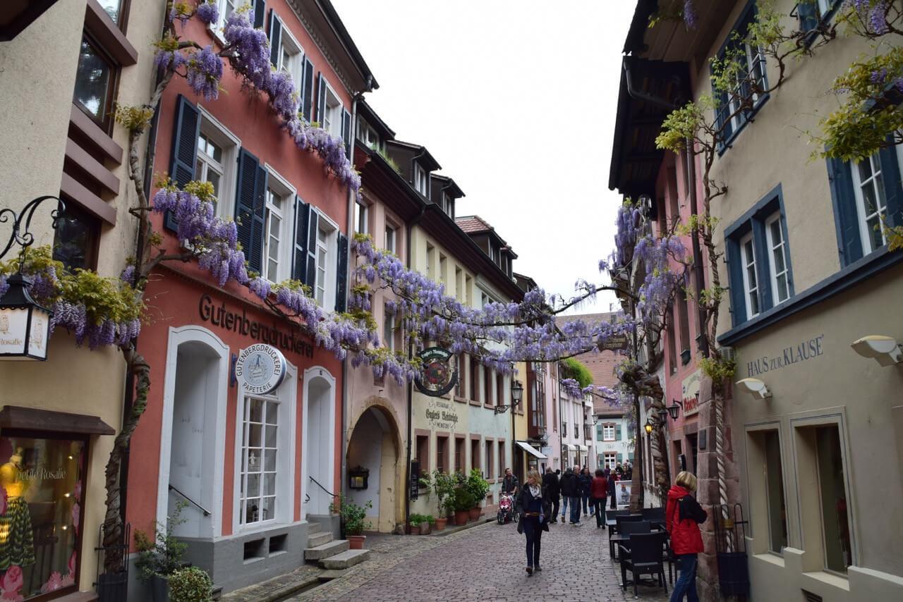 1 tag in freiburg im breisgau die for Design boutique hotel freiburg