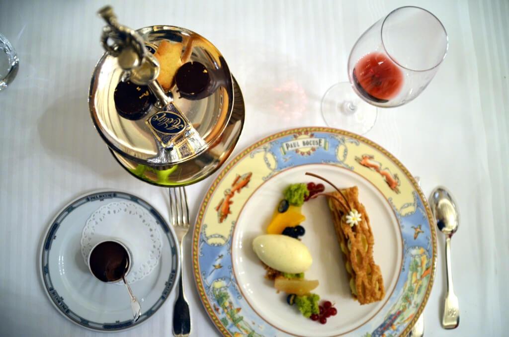 Lyon_Paul Bocuse_Dessert