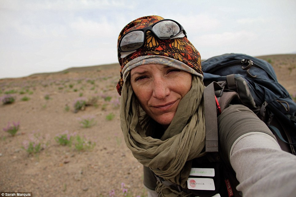 Sarah Marquis, Wüste