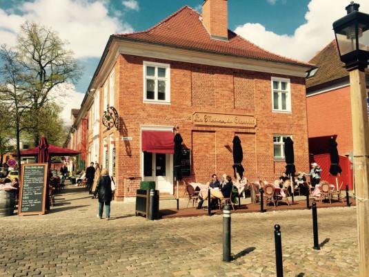 Französisches Flair im La Maison du Chocolat Potsdam
