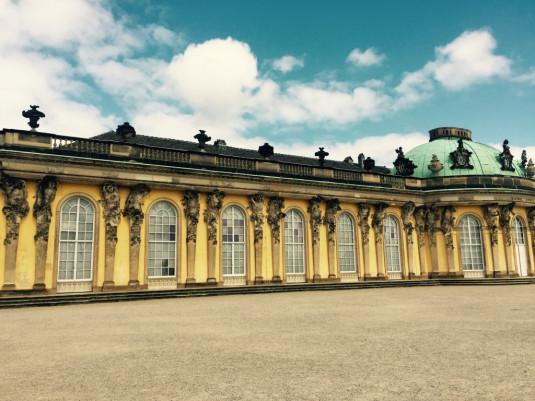 Lustschloss Friedrichs des Großen