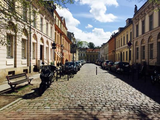 Pittoreske Altstadt