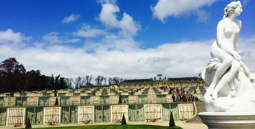 Un jour sans souci – Ausflug nach Potsdam