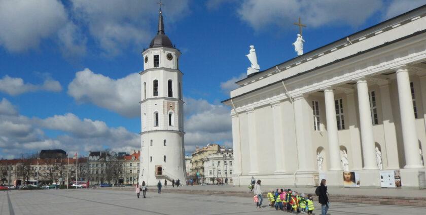 Vilnius – die unbekannte Schöne