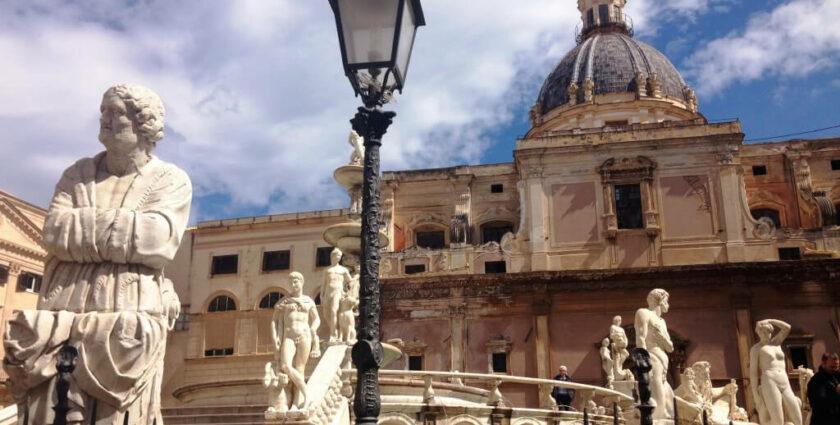 Ein Nordlicht auf Entdeckungstour in Palermo