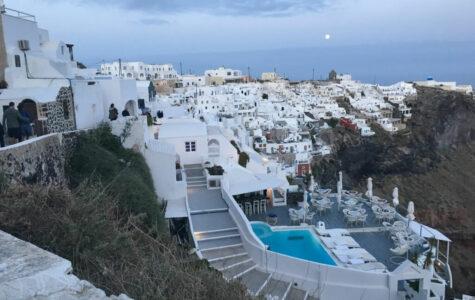 Santorini: Mit den Kleinen auf der Insel der Grossen
