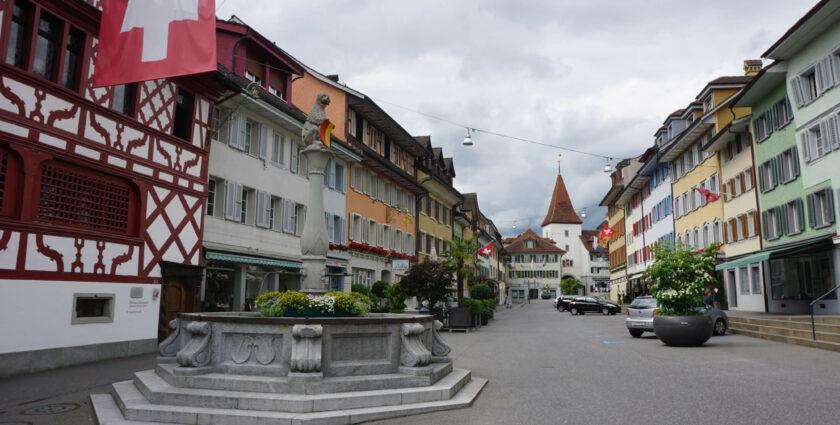 Sempach – die kleine Stadt am See