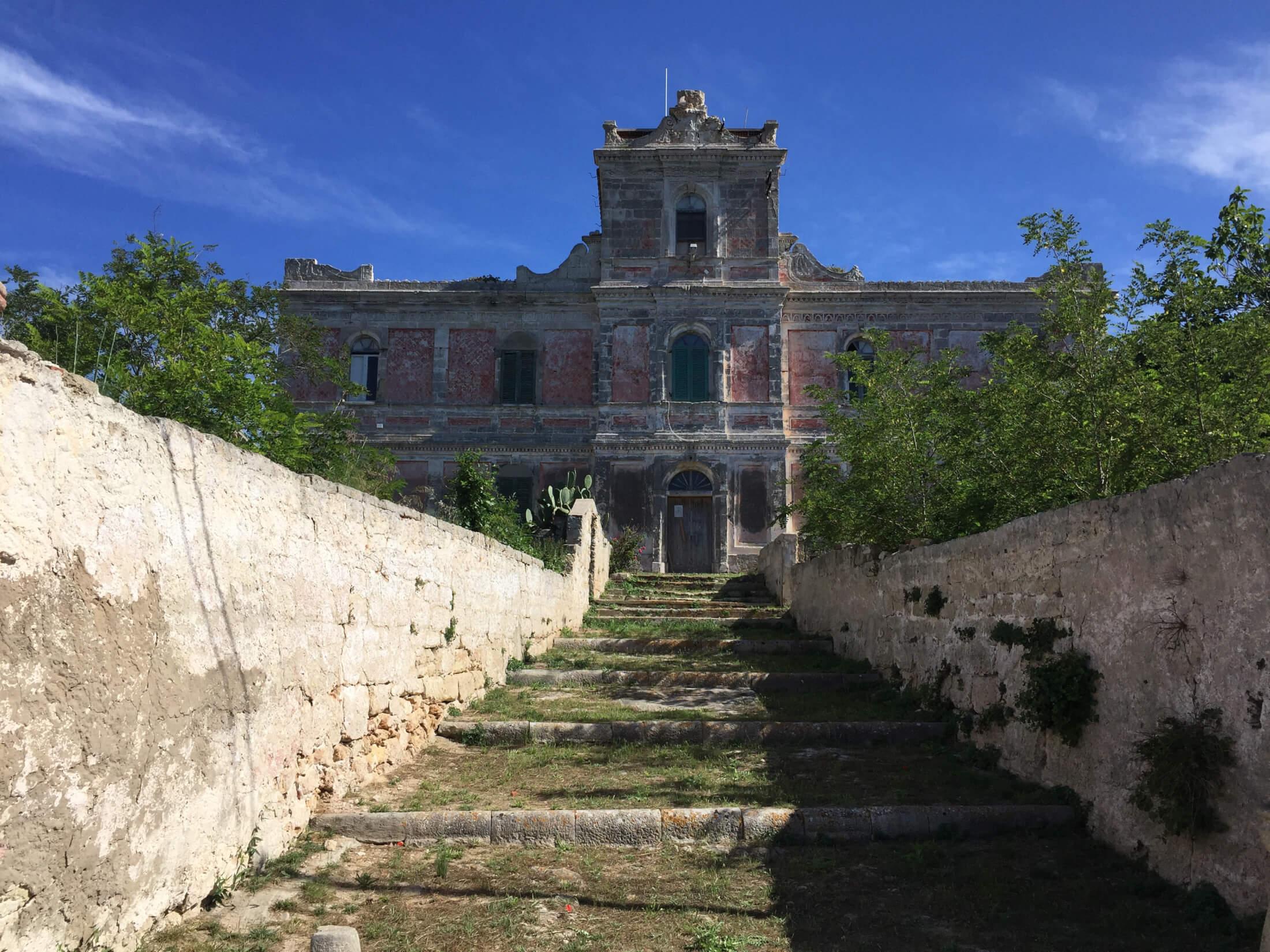 Pianosa Gefängnis Elba