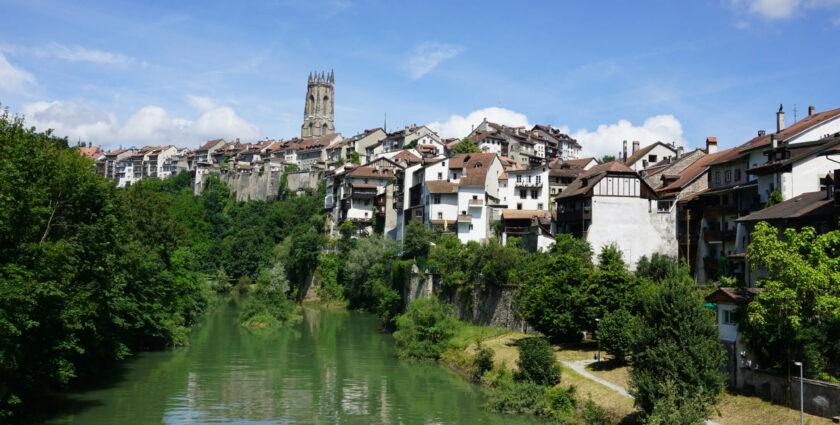Zu Besuch in der Brückenstadt Fribourg