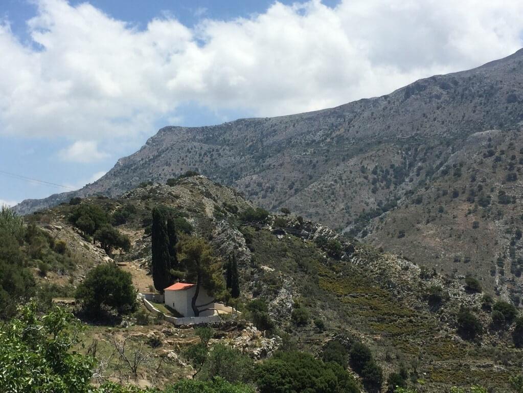 Hinterland von Kreta