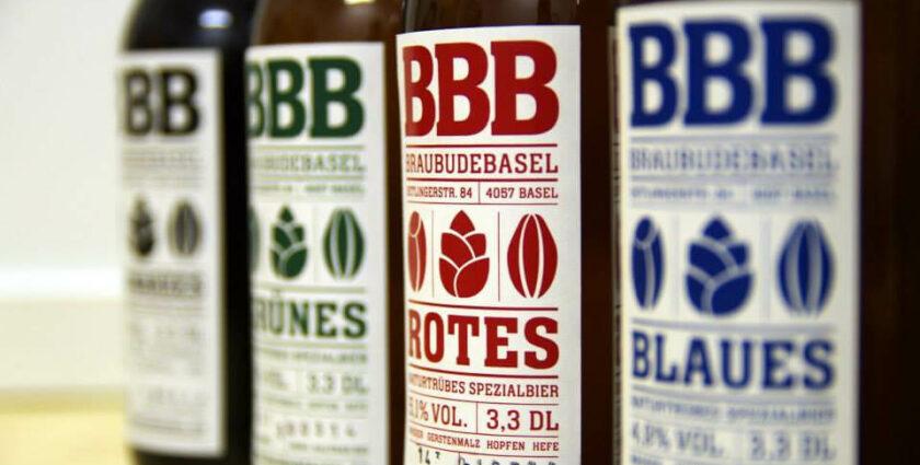 BrauBudeBasel – die Beste Birreria Basels