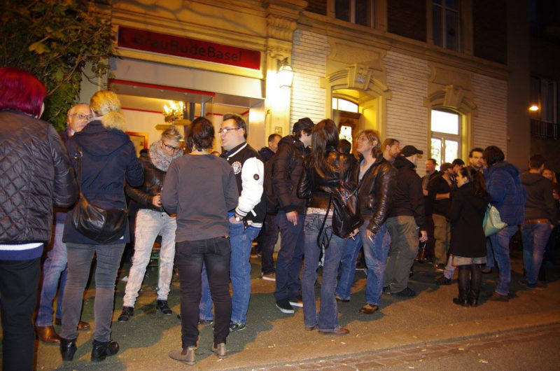 Braubude Basel Nacht