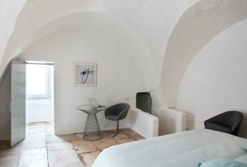 Schlafzimmer Hotel Fasano Designhotel