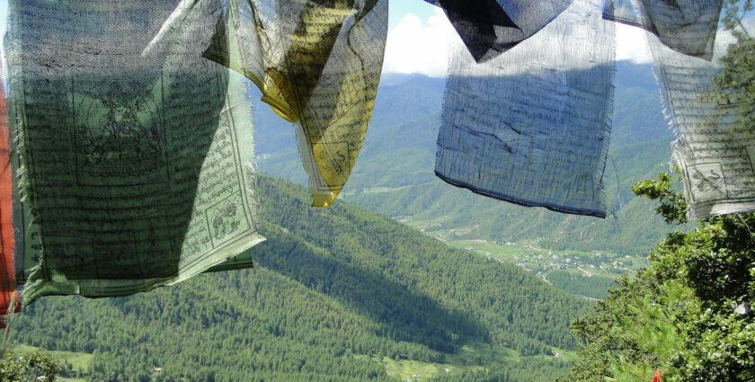 Meine Lieblingswanderung in Bhutan