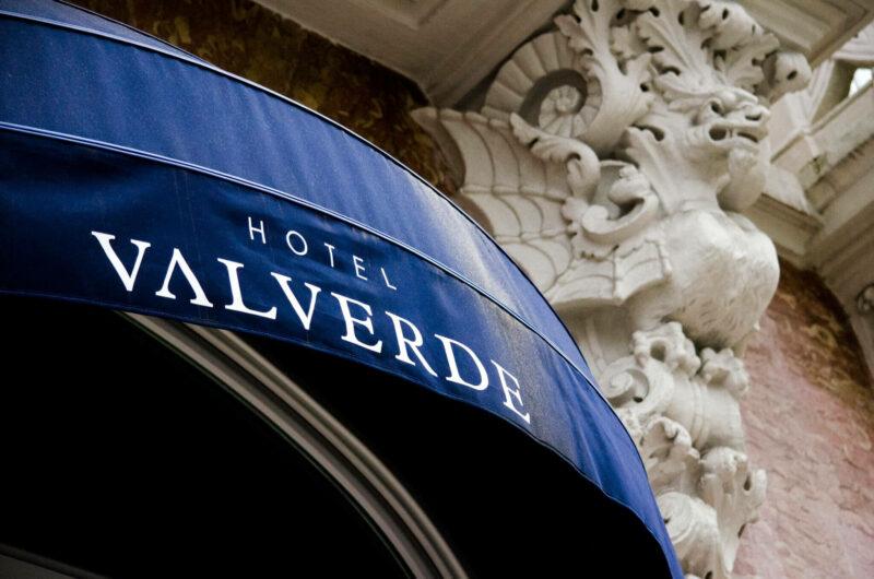 Hotel Valverde Lissabon