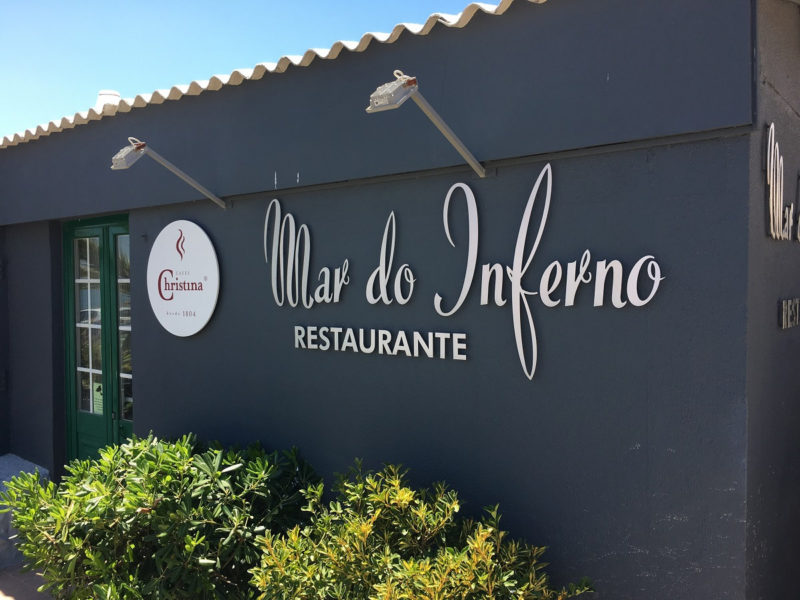 Restaurant Mar do Inferno Cascais