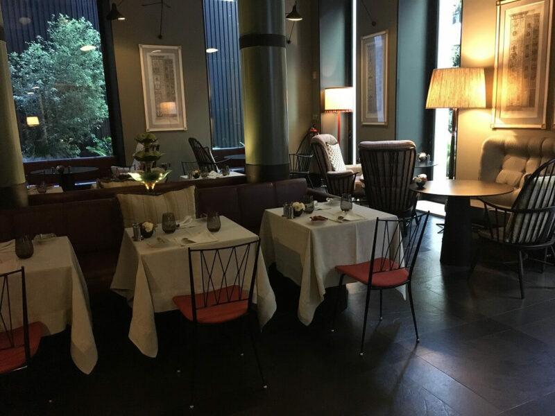 Essen Hotel Valverde Lissabon