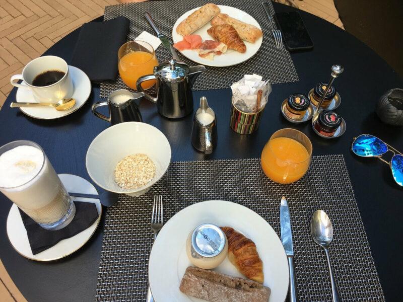 Frühstück Hotel Valverde Lissabon