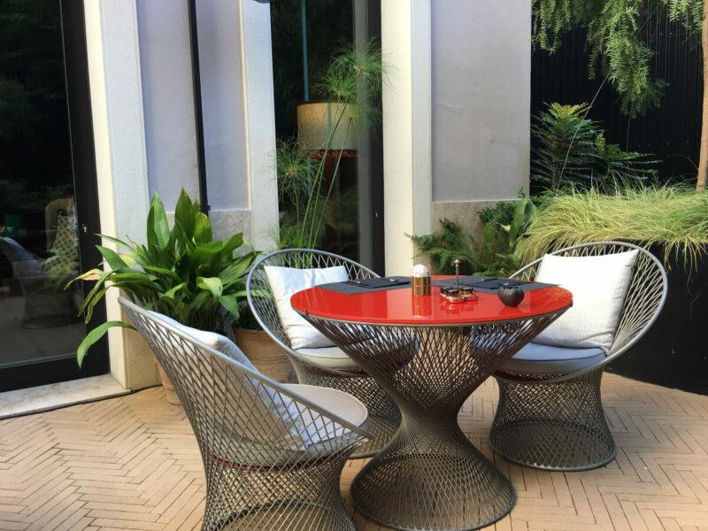 Garten Hotel Valverde Lissabon