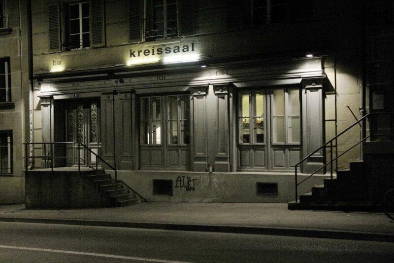 Kreissaal Lokal Bern Club