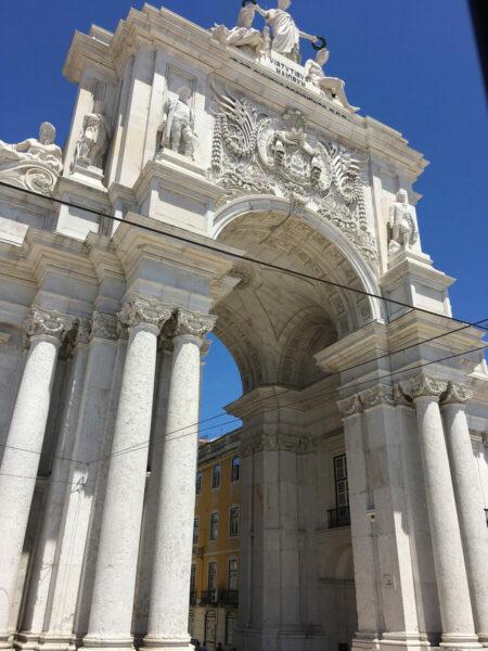 Lissabon Bauwerk Portugal