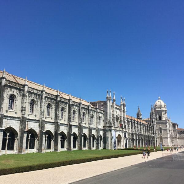 Mosteiro Jeronimos Lissabon