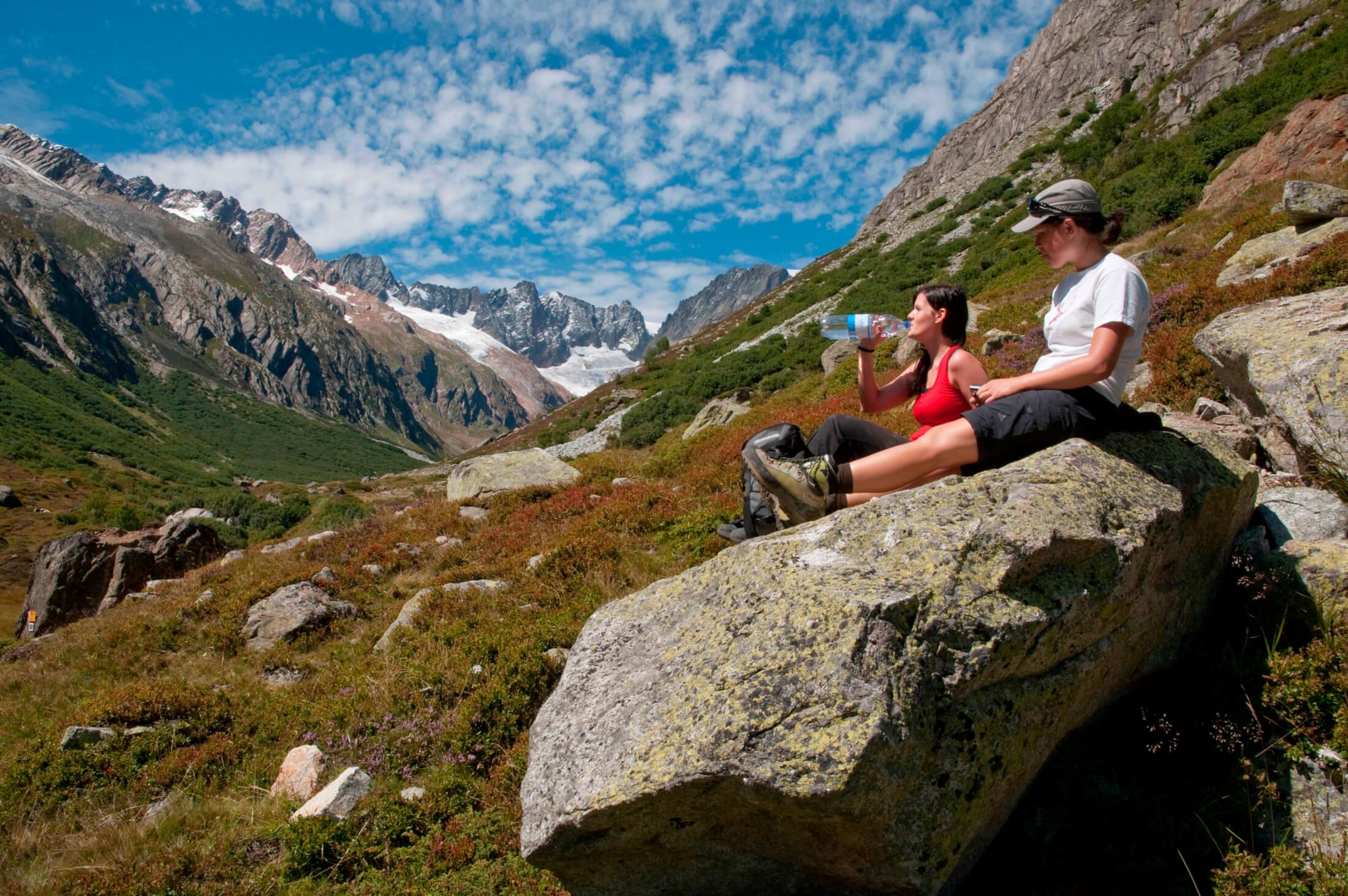 staffelbach goescheneralp wandern uri berge natur