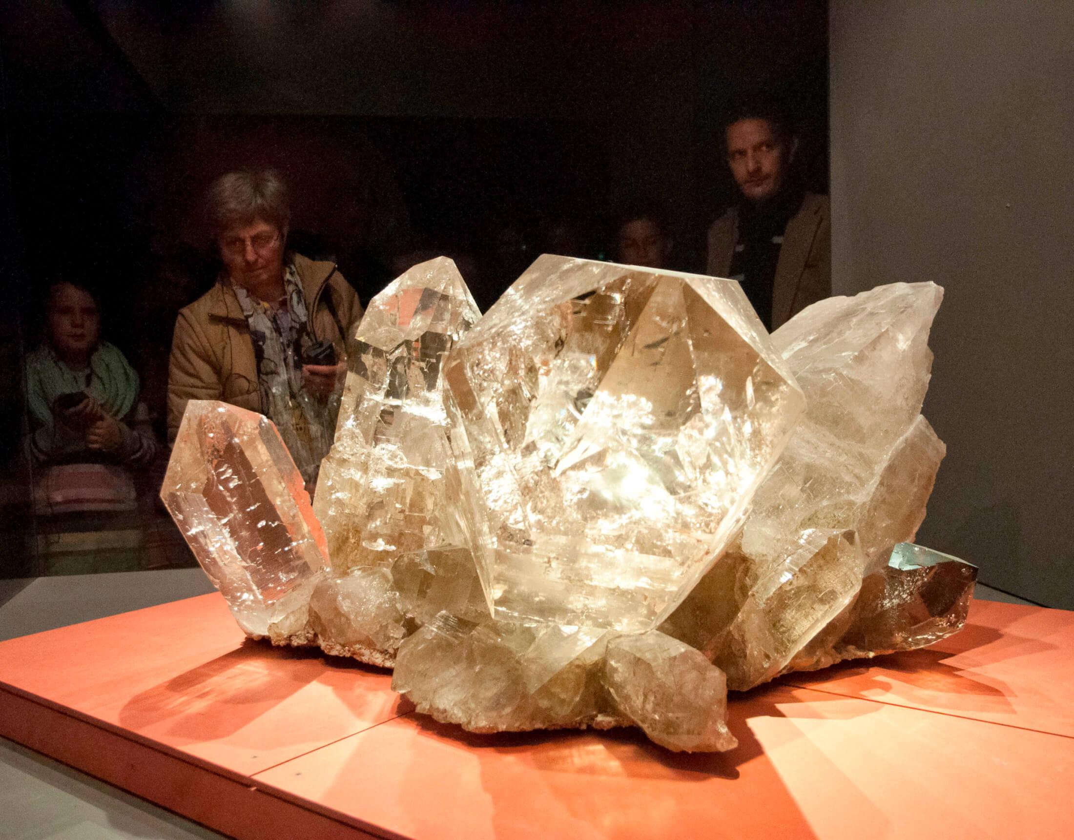 staffelbach goescheneralp wandern uri berge stein riesenkristalle