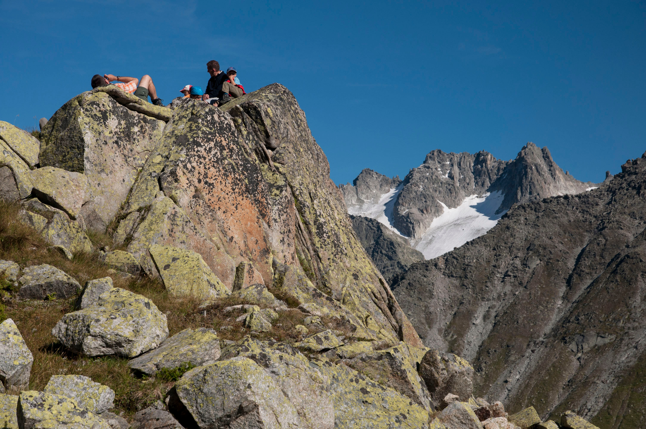 staffelbach goescheneralp wandern uri berge Göscheneralp