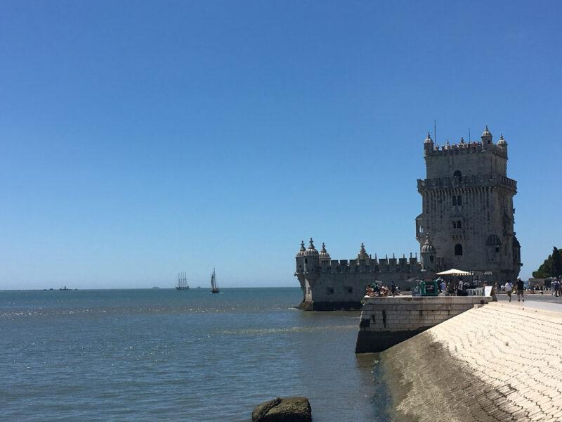 Torre Belem Lissabon