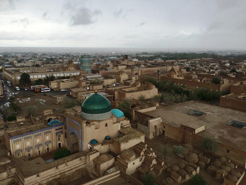 usbekistan-chiwa-unesco-weltkulturerbe