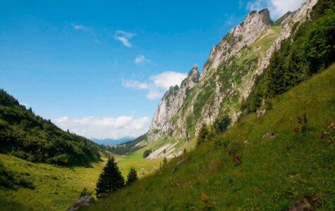 Die stille Seite des Alpsteins