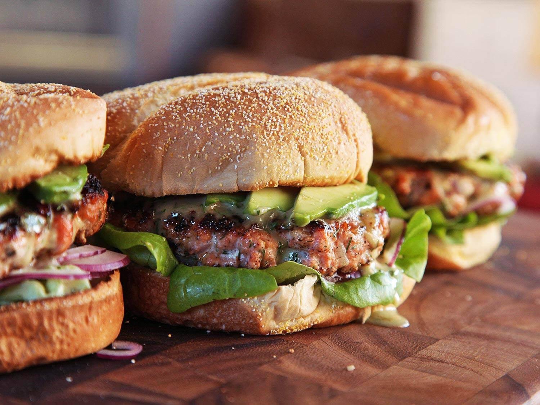 nebenan zuerich essen food hamburger gesund burger