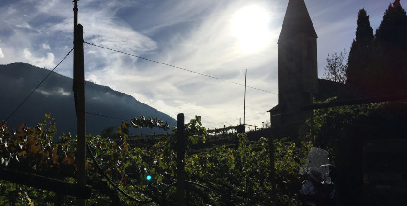 Fünf Gründe, warum das Südtirol im Herbst eine Reise wert ist