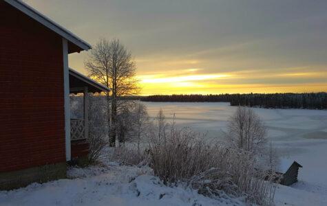 Wieso der Weihnachtsmann in Rovaniemi lebt